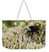 Joyous Bee Weekender Tote Bag