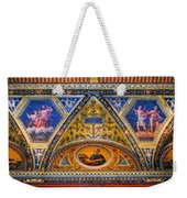 Jp Morgan Library Ceiling Detail Weekender Tote Bag