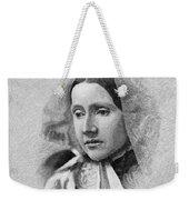 Julia Ward Howe (1819-1910) Weekender Tote Bag by Granger