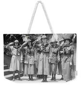 Juliette Daisy Low, Founder Of The Girl Weekender Tote Bag