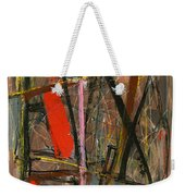 Jumping In Weekender Tote Bag