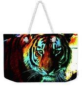 Jungle Cat Weekender Tote Bag