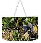 Jungle Flight Weekender Tote Bag
