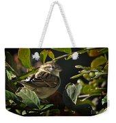 Junior Sparrow Weekender Tote Bag
