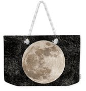 Just A Little Ole Super Moon Weekender Tote Bag