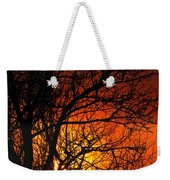 Just A Pretty Sunrise Weekender Tote Bag