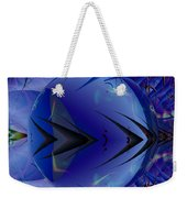 Just An Ultra Fractal Bubble Weekender Tote Bag