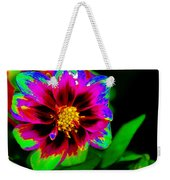 Just Another Regular Flower In The Garden Weekender Tote Bag