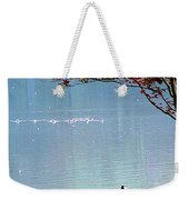 Just Chill Weekender Tote Bag