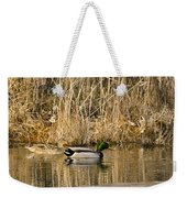 Just Ducky Living Happily Ever After Weekender Tote Bag