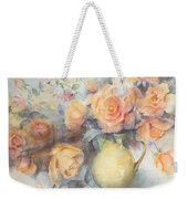 Just Joey Roses Weekender Tote Bag
