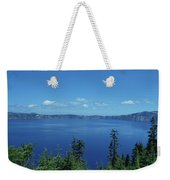 Just One Part Of Crater Lake Weekender Tote Bag