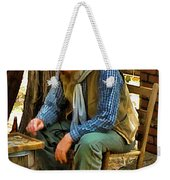 Just Playing Checkers Weekender Tote Bag