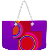 Just So Weekender Tote Bag