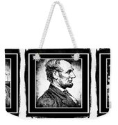 Justice For All 2 Weekender Tote Bag