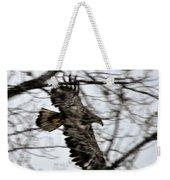 Juvenile Bold Eagle Weekender Tote Bag