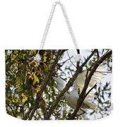 Juvenile Snowy Egret Weekender Tote Bag