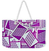 K And B Playing Cards New Orleans Weekender Tote Bag