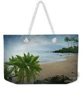 Ka Makani Olu Olu  -  Polo Beach Maui Hawaii Weekender Tote Bag