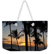 Ka'anapali Sunset Weekender Tote Bag