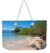 Kahana Beach Weekender Tote Bag