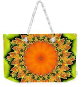 Kaleidoscope IIi Weekender Tote Bag
