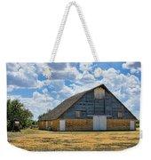 Kansas Stone Barn Weekender Tote Bag