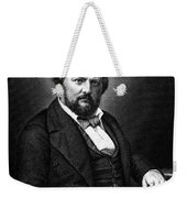 Karl Vogt, German Natural Scientist Weekender Tote Bag