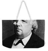 Karl Weierstrass, German Mathematician Weekender Tote Bag by Photo Researchers, Inc.