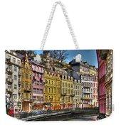 Karlovy Vary - Ceska Republika Weekender Tote Bag
