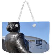 Kate Smith - God Bless America Weekender Tote Bag by Bill Cannon