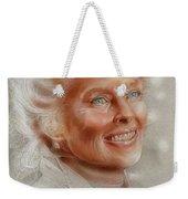 Katherine Hepburn Weekender Tote Bag