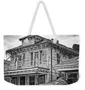 Katrina...seven Years Later Monochrome 2 Weekender Tote Bag