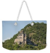 Katz Castle On A Hillside Weekender Tote Bag