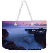 Kauai  Pastel Tides Weekender Tote Bag