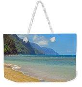 Ke'e Beach Weekender Tote Bag