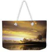 Keel, Achill Island, Co Mayo, Ireland Weekender Tote Bag
