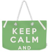 Keep Calm And Cook On Weekender Tote Bag