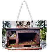 Keep The Oven Warm Weekender Tote Bag