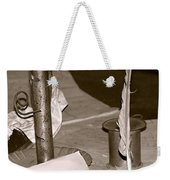 Keeping In Touch Weekender Tote Bag