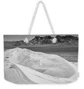 Kelso Sand Dunes 2 Bw Weekender Tote Bag