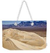 Kelso Sand Dunes 2 Weekender Tote Bag