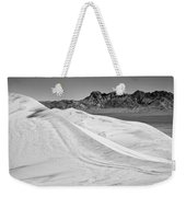 Kelso Sand Dunes Bw Weekender Tote Bag