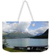 Kenai Lake Weekender Tote Bag