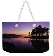 Kenmare Bay, Co Kerry, Ireland Sunset Weekender Tote Bag