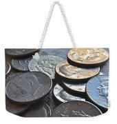 Kennedy Half Dollars I Weekender Tote Bag