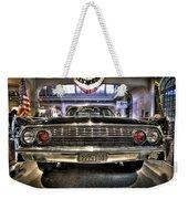 Kennedy Limo Weekender Tote Bag