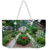 Kentlands Greenhouse Weekender Tote Bag