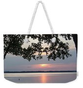 Kentucky Lake At Sunsset Weekender Tote Bag