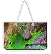 Kermit's Kuzin Weekender Tote Bag